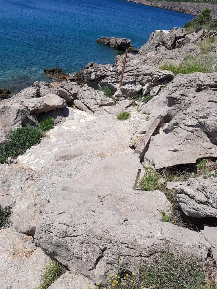 Küste vor Cesarica
