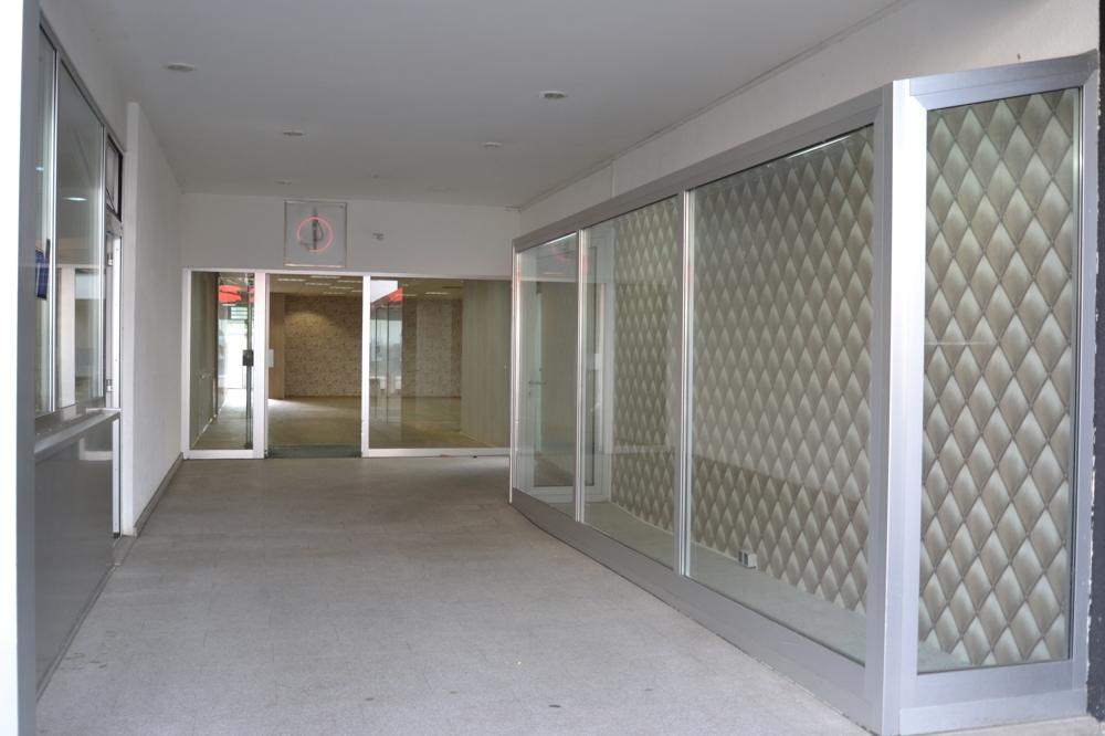 Eingangsbereich Passage