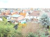 Balkon& Gartenausblick