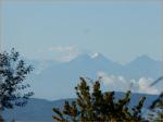 Alpensicht vom Balkon
