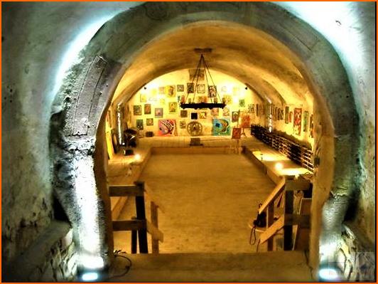 Eingang Weinkeller