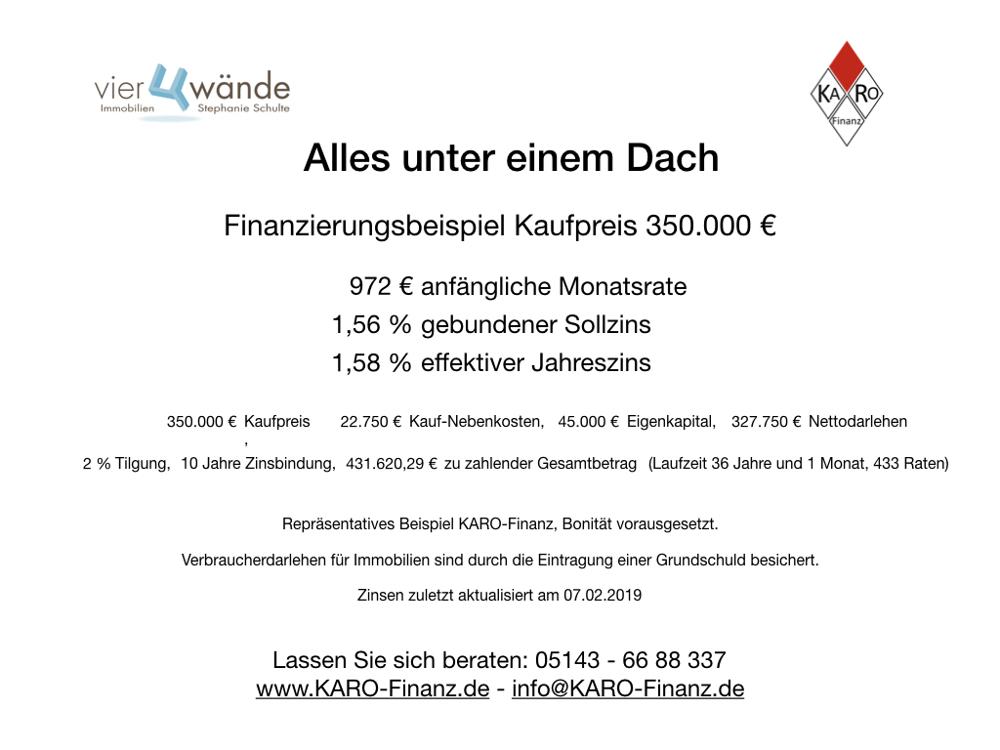 Beispielfinanzierung 793.001