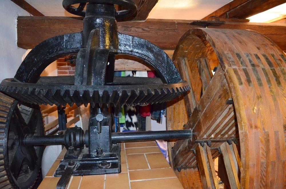 originales Mühlenelement