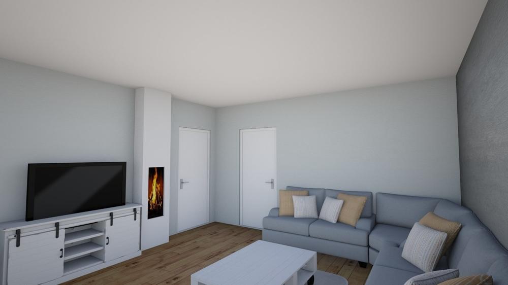 Wohnzimmerbeispiel EG visualisiert