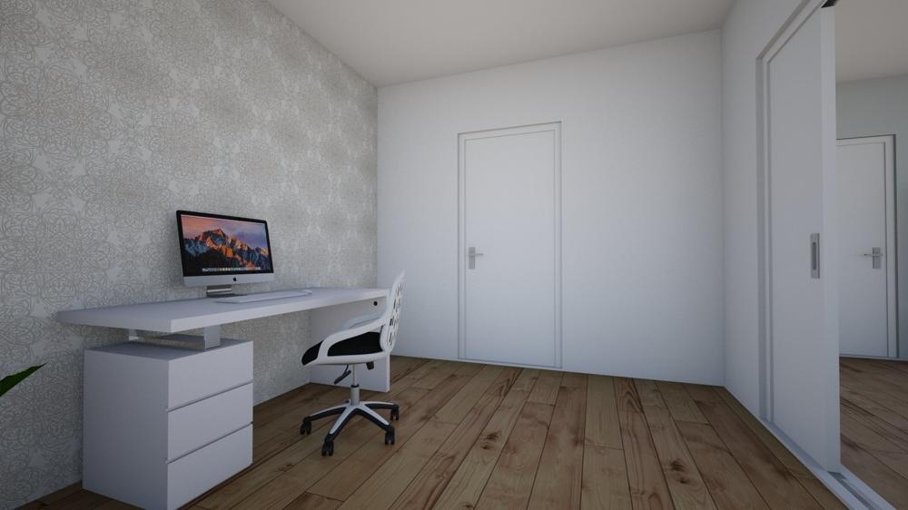 Büro OG visualisiert