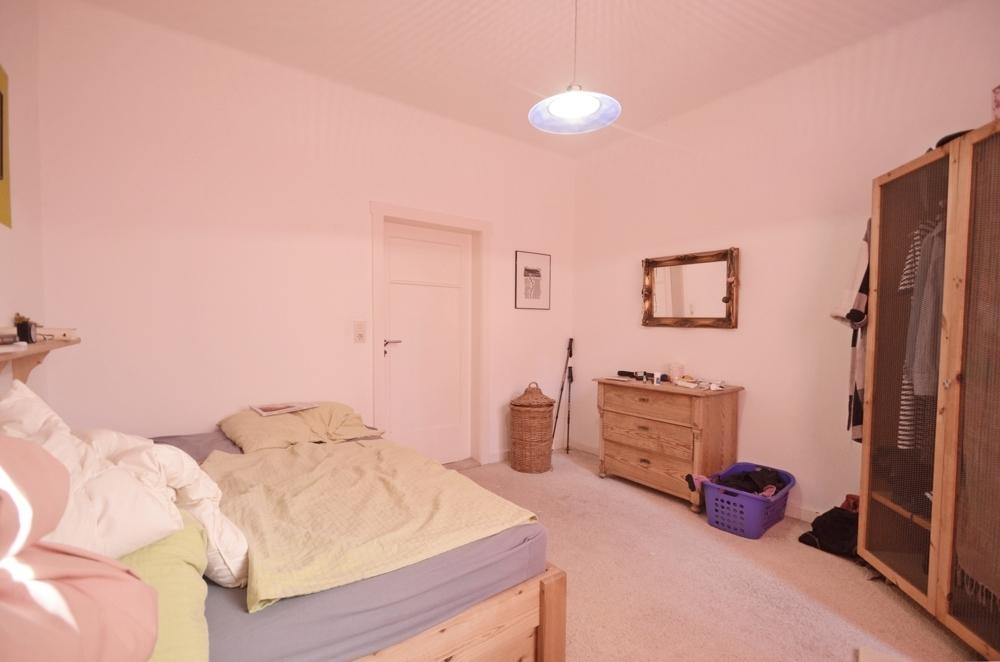 Schlafzimmer Wohnung EG
