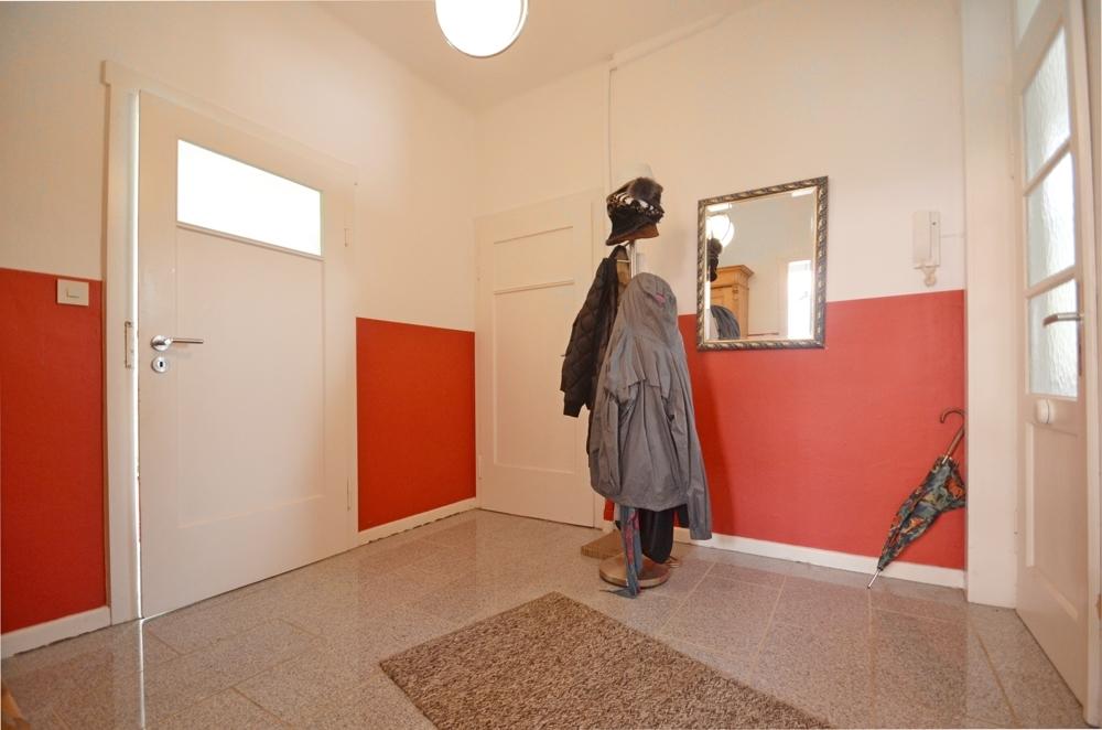 Eingangsbereich Wohnung EG