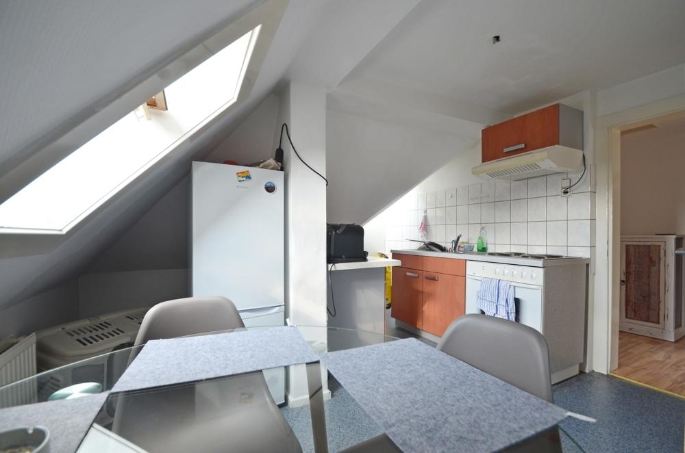 Küche Wohnung DG