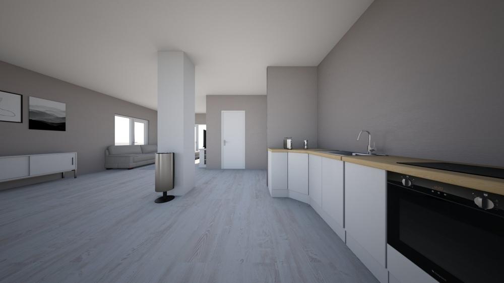 Beispiel Blick ins Wohnzimmer