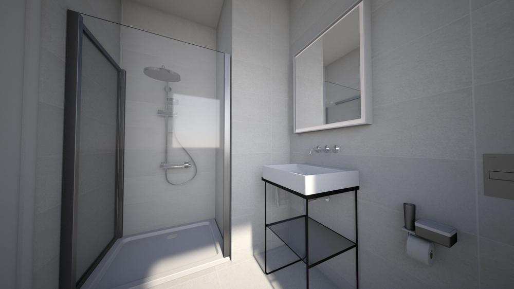 Visualisierung Gäste WC