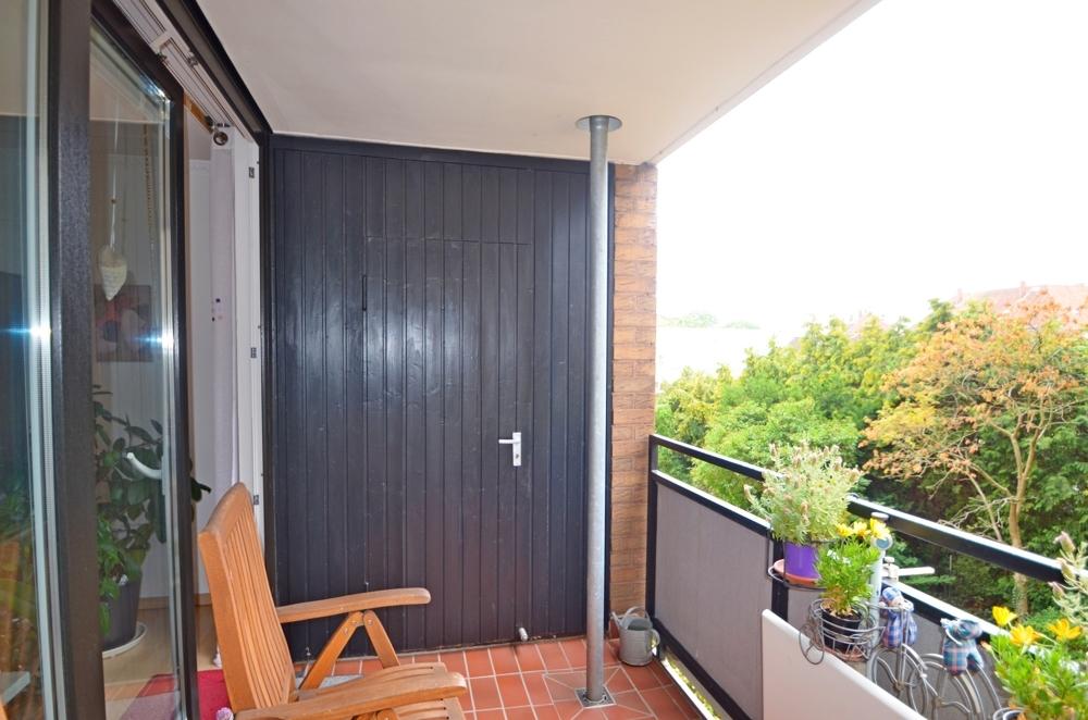 Blick vom Balkon1