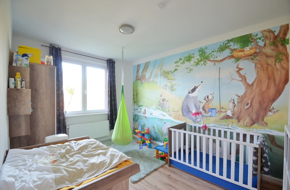Kinderzimmer Wohnung OG