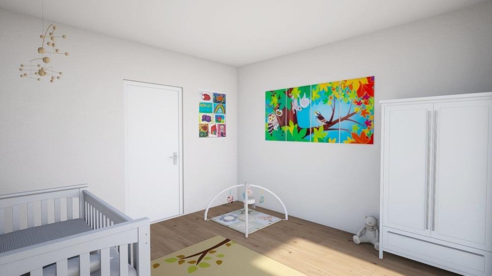 Kinderzimmer_Visualisierung