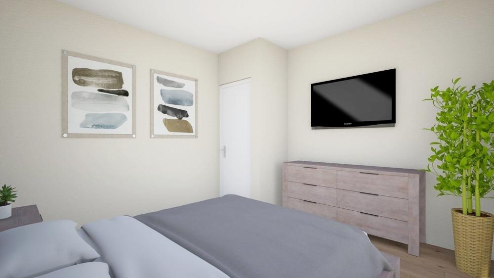 Schlafzimmer_Visualisierung