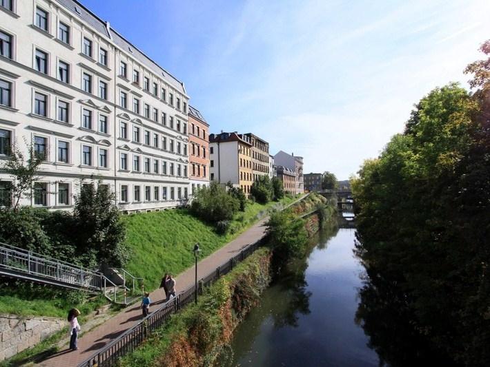 Umgebung Karl-Heine-Kanal