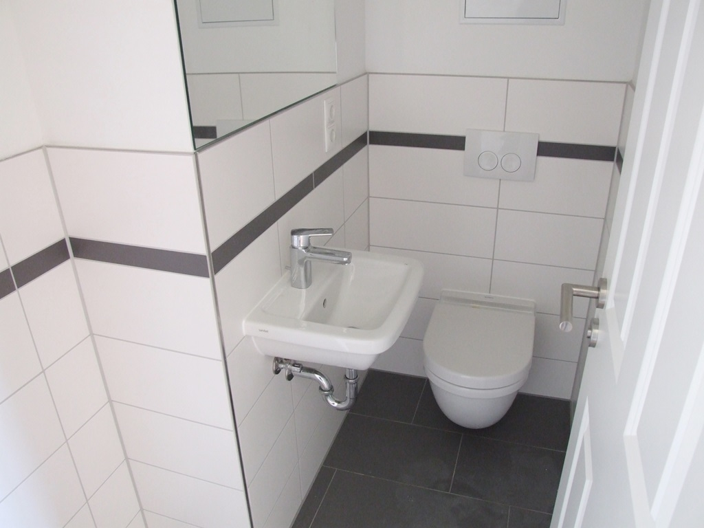 WC unten