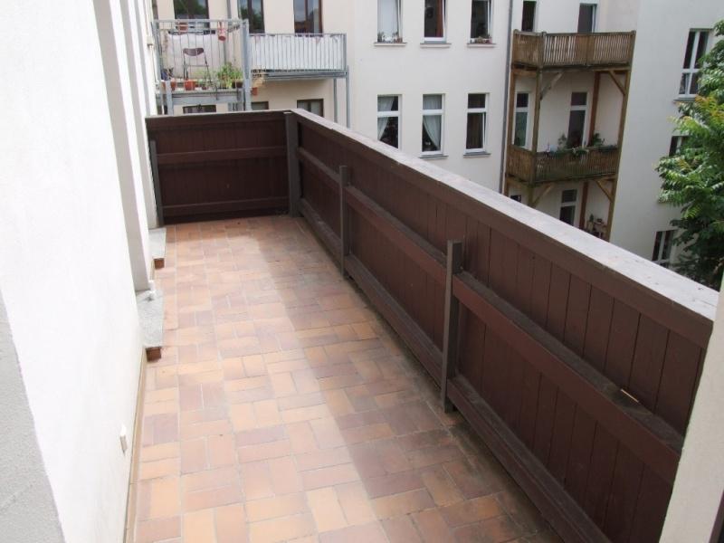 Balkon Etage