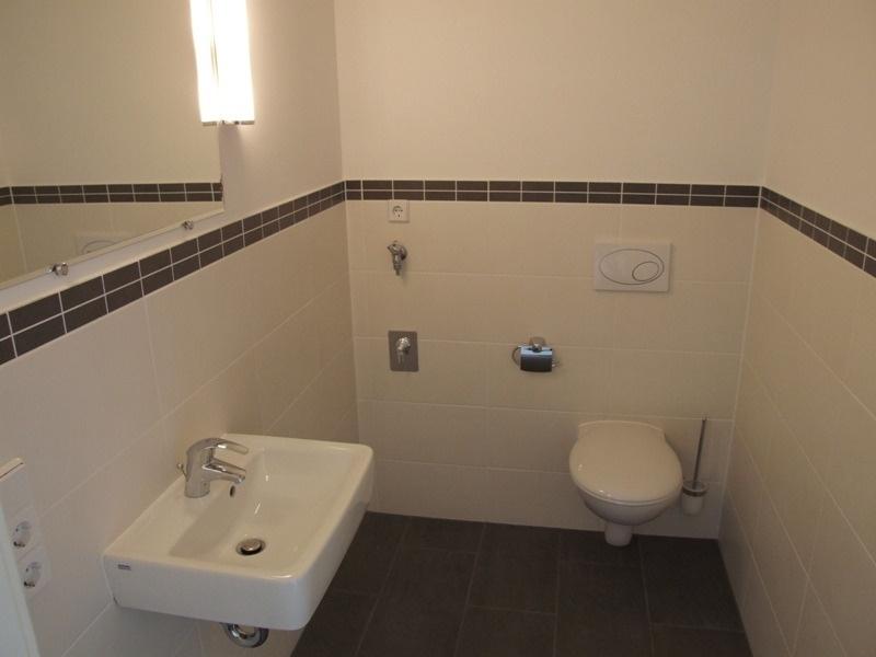 Gäste-WC Etage