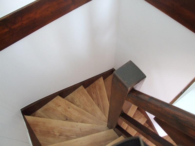 Detail Treppe DG