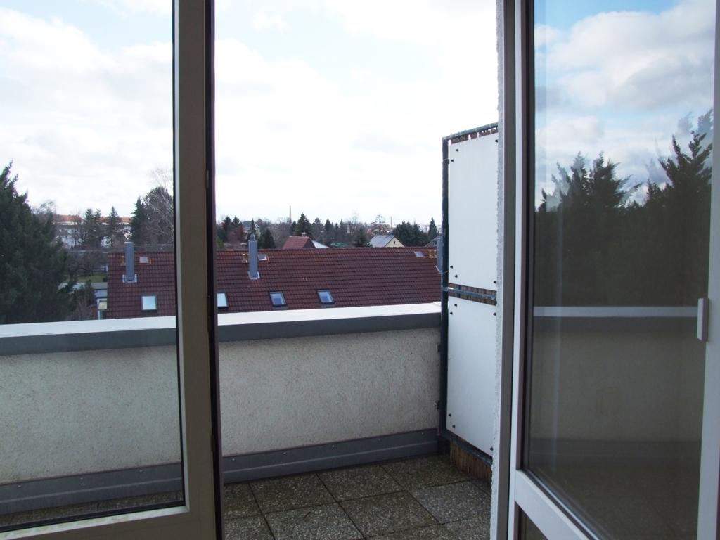 Zugang Terrasse