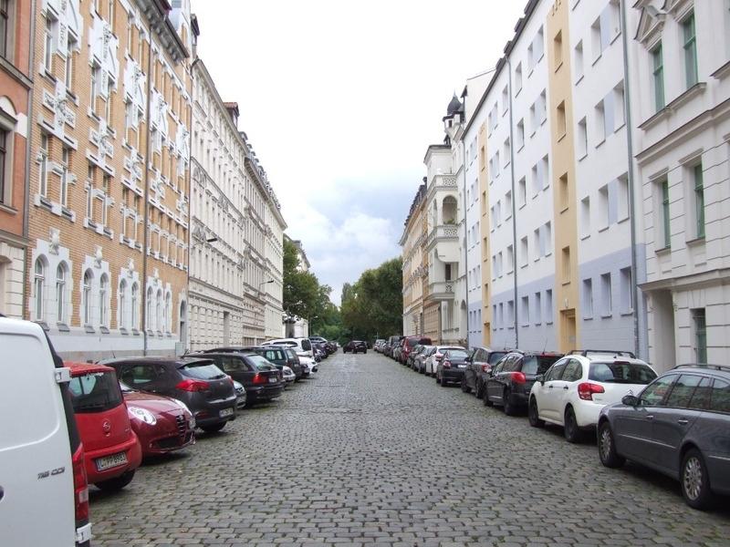Umgebung - Schenkendorfstraße
