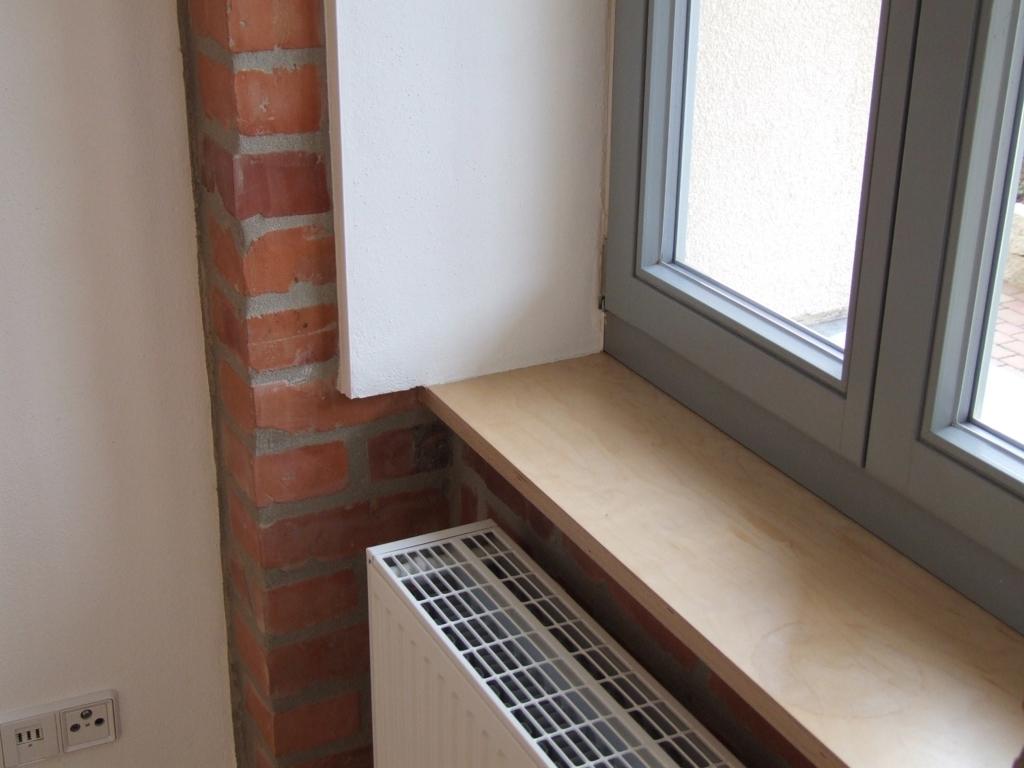 Detail Fensterbank