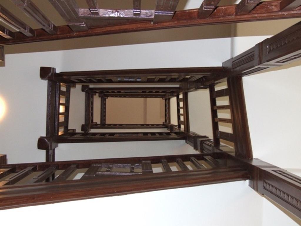 Detail Treppnehaus