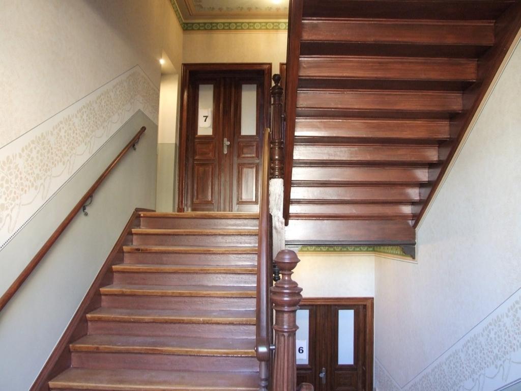 Treppenhaus (Beispiel)