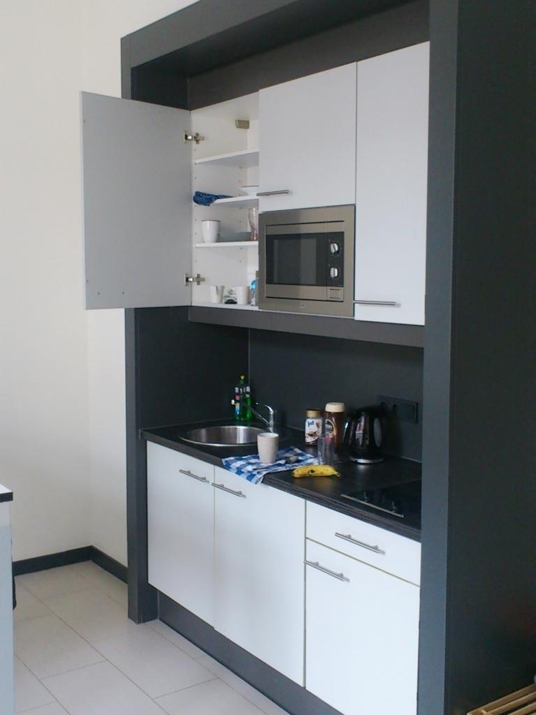 Einbauküche (Beispiel)