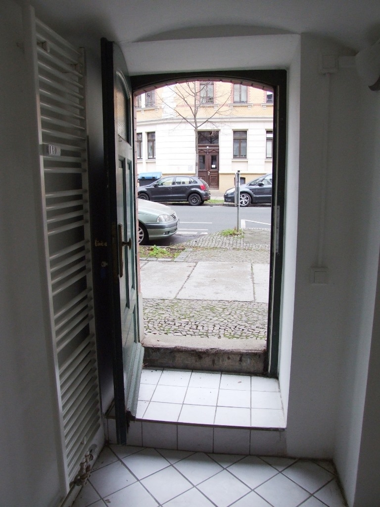 2. Zugang Coppistraße
