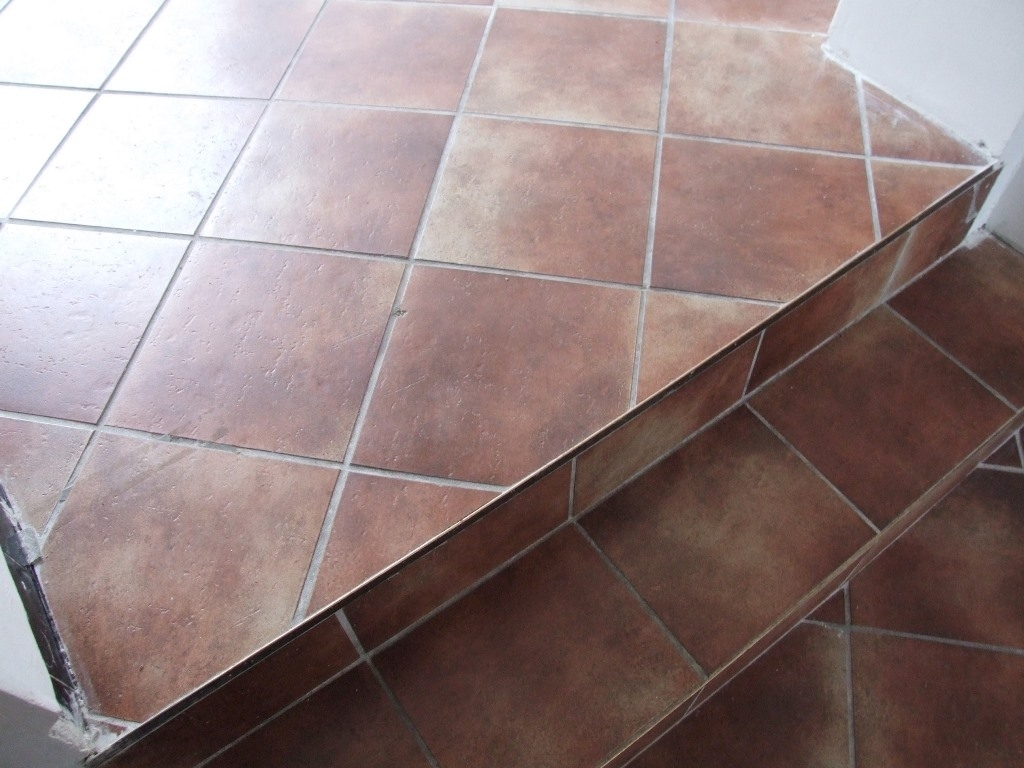 Detail Fliesenboden