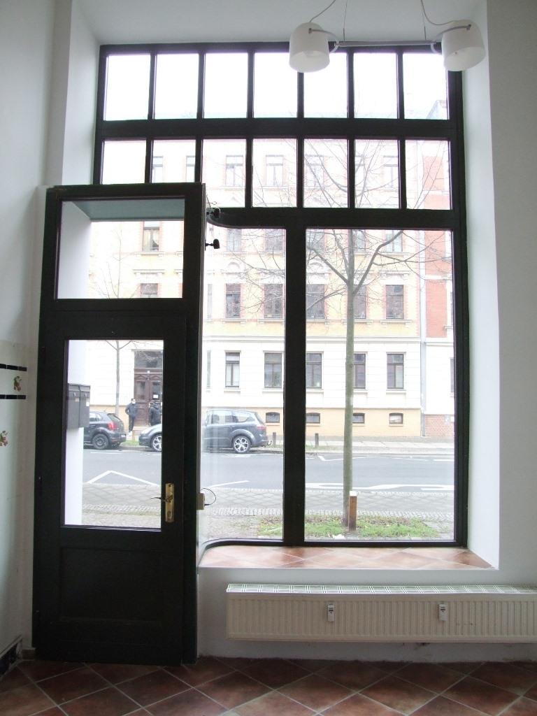 Zugang & Fensterfläche