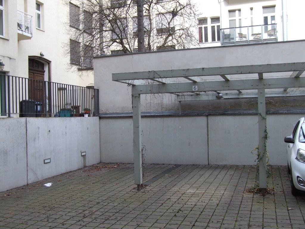 KFZ Stellplatz