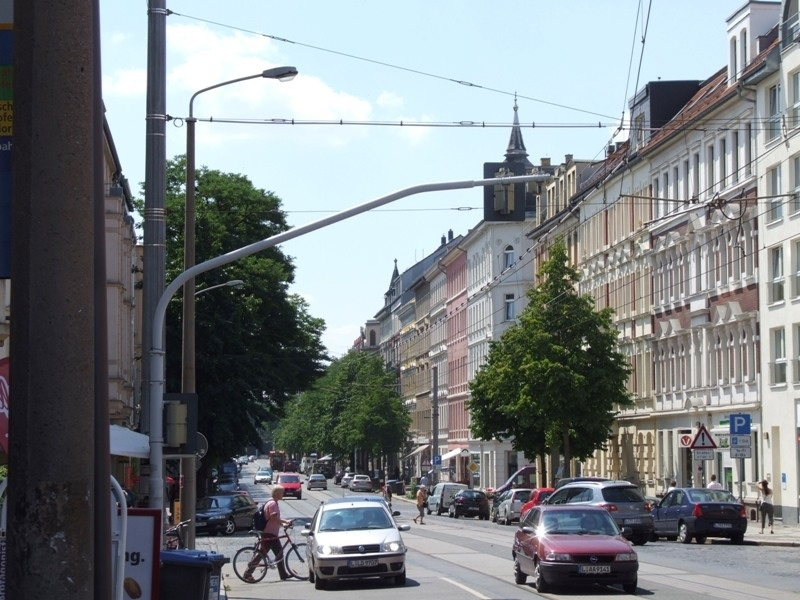 Umgebung Könneritzstraße
