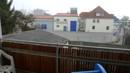 Blick vom Balkon Schlafzimmer