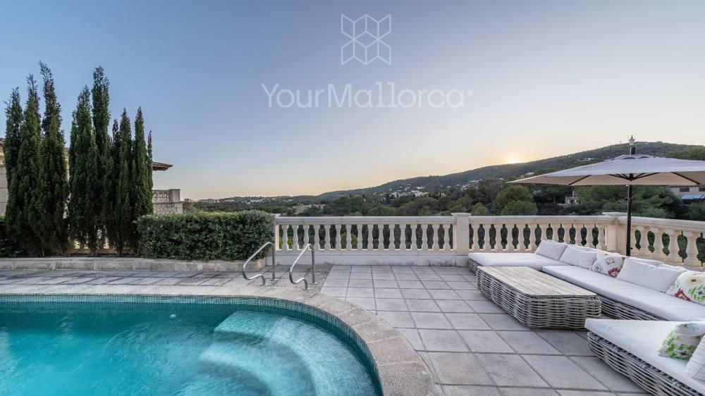 Bonanova Villa for Sale-40